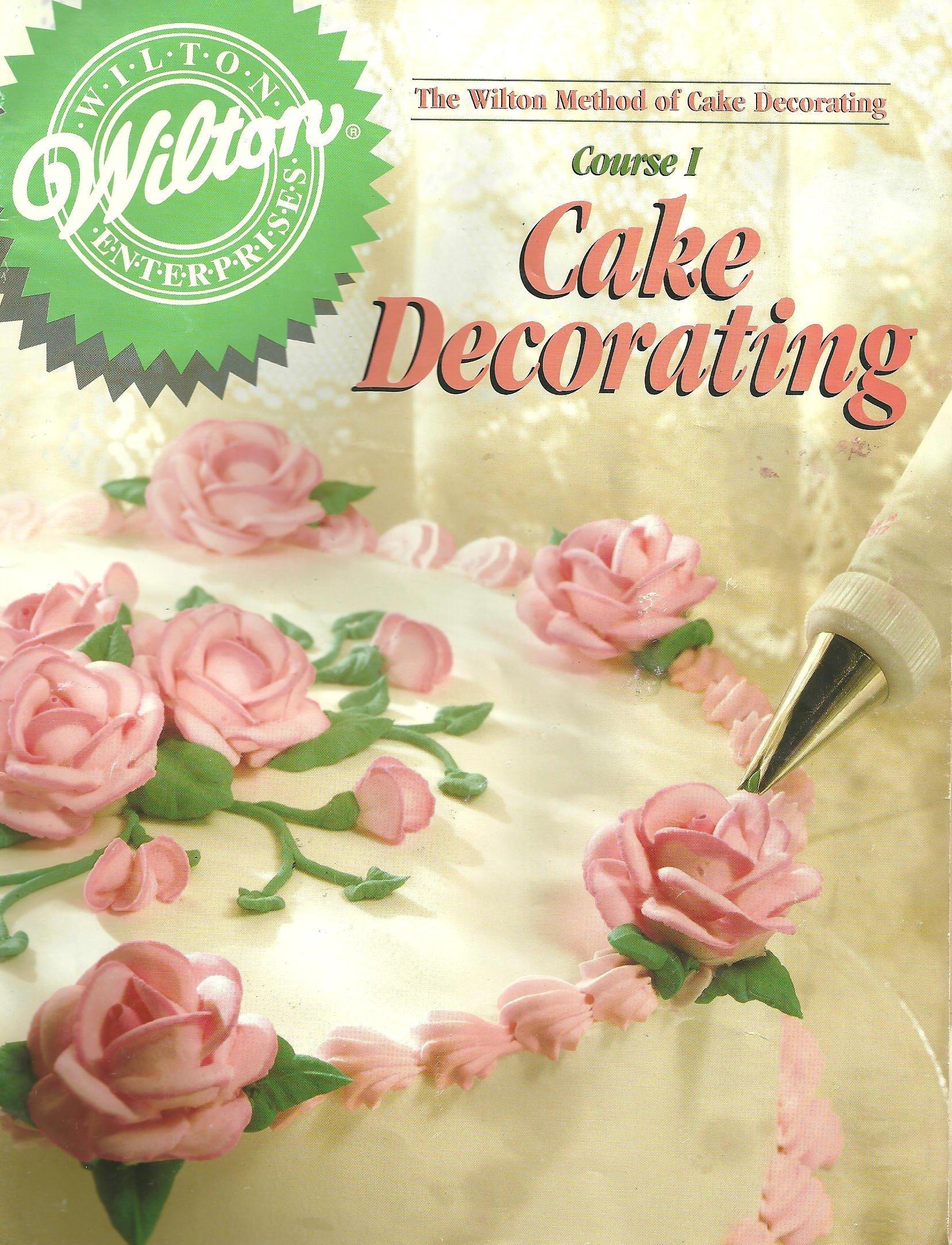 wilton method cake decorating course 1 3 free download