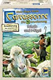 "Hans im Glück 48265 ""Carcassonne - Hills and Sheep Expansion 9 Family Game"