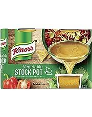 Knorr Vegetable Stock Pot 8 x 28g (224g)