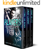 PLAYERS: The Complete Series (Springville Rockets Sports Romance Books 1-3)