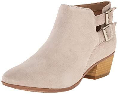 Clarks Spye Astro Ankle Boots Color: Beige
