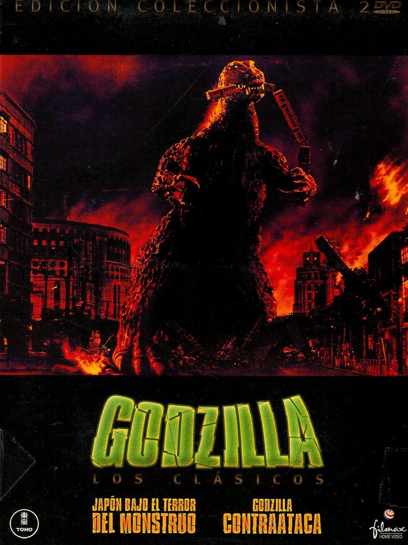 Pack Godzilla Los Clasicos (2 Dvd): Amazon.es: Varios: Cine y ...