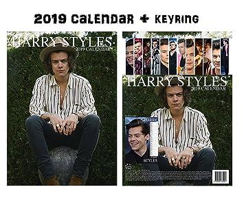 Calendario Madonna 2020.Harry Styles Calendar 2019 Harry Styles Keychain
