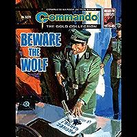 Commando #5228: Beware The Wolf (English Edition)