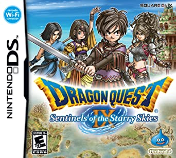 Dragon Quest IX Sentinels Of The Starry Skies Nintendo DS