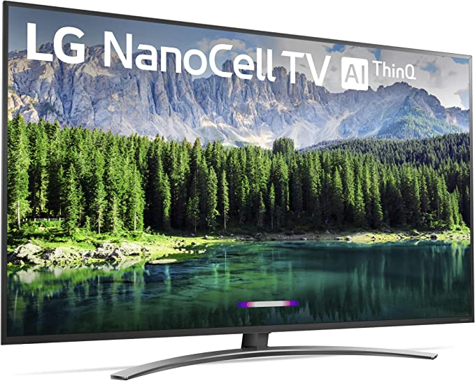 LG 75SM8670PUA Nano 8 Series 75
