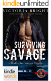 Special Forces: Operation Alpha: Surviving Savage (Kindle Worlds Novella) (SEALed Brotherhood Book 1)