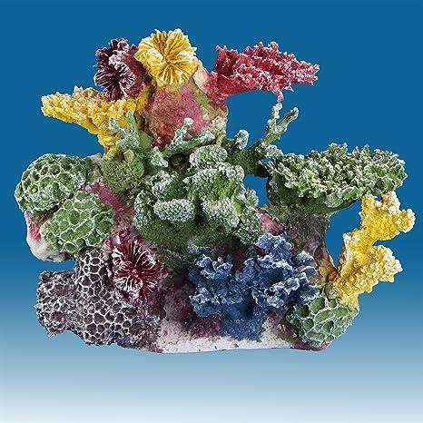 amazon com instant reef dm035 artificial coral reef aquarium decor
