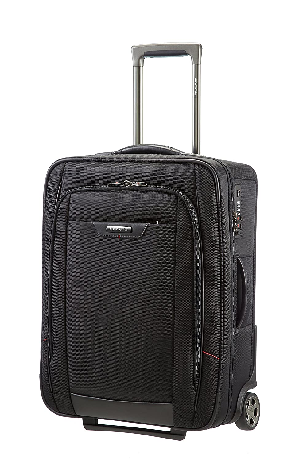 Samsonite Pro Dlx Upright  Equipaje de cabina cm L Color Negro