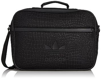 7e5ac0072c adidas Airliner 2 Python Sac bandoulière Noir: Amazon.fr: Sports et ...
