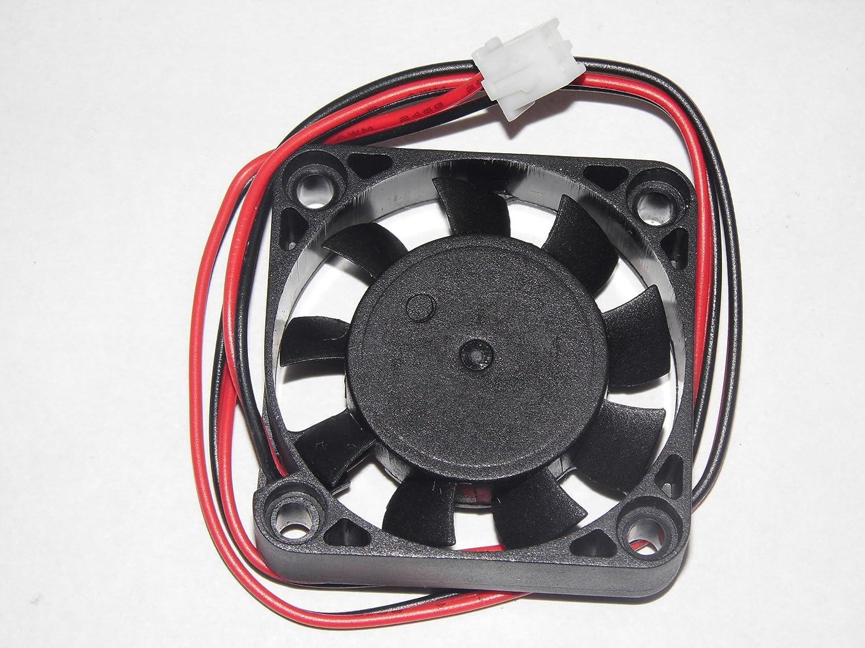 50pcs//Lots 4cm FSY40S12L 12V 0.05A 2Wire humidifier Fan 404010mm