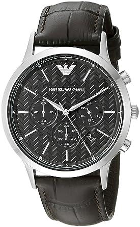 emporio armani men s watch ar2482 amazon co uk watches emporio armani men s watch ar2482