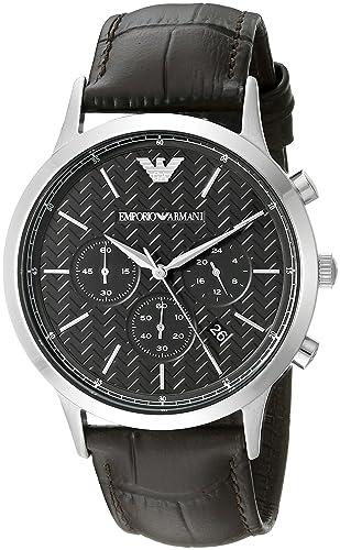 36b605a898a4 Reloj Emporio Armani para Hombre AR2482  Amazon.es  Relojes