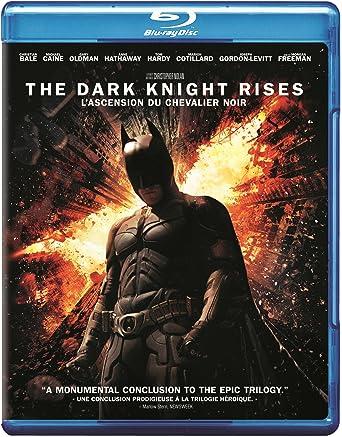 The Dark Knight Rises L Ascension Du Chevalier Noir Bilingual