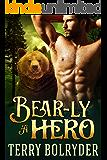 Bear-ly a Hero (Bear Claw Security Book 2)