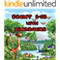 Count 1-10 with Dinosaurs: Search and Count the Dinosaurs, Activity Book for Little Explorers (Search and Solve Books), Kids Age 3-5 Year Old   Pretty Multifarious Scenes
