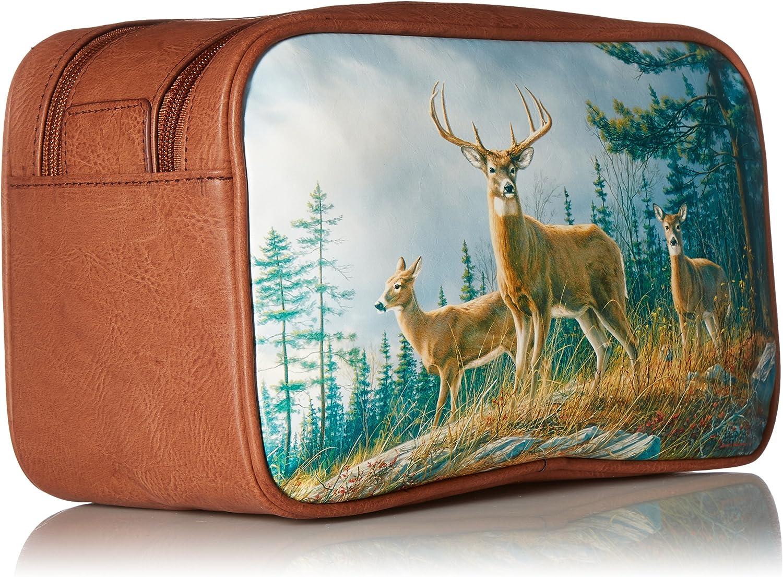 Buxton Wildlife Travel Kit White Tail Deer WL716D