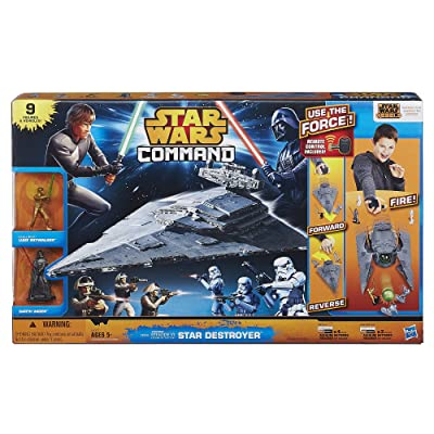 Star Wars Command Star Destroyer Set(Discontinued by manufacturer): Toys & Games