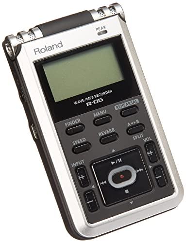 Roland R-05 Studio WAVE/MP3 Recorder