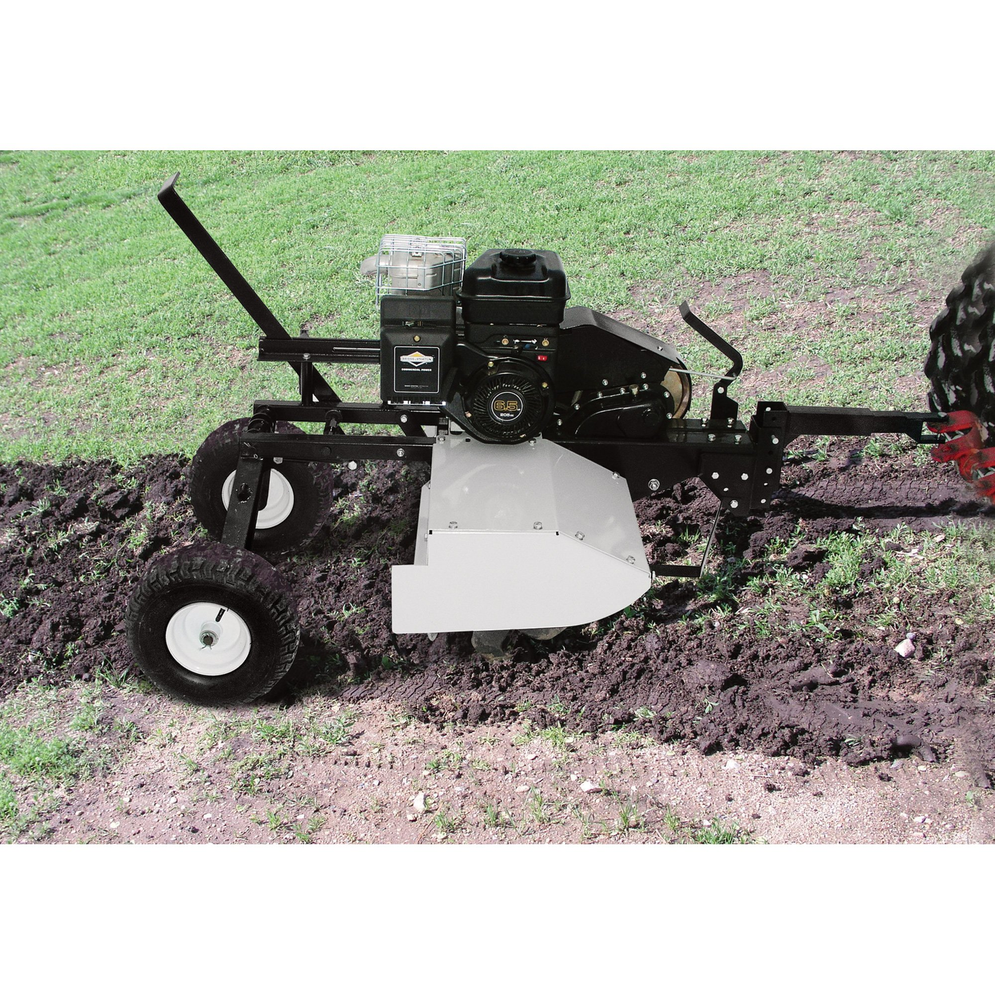 ATV Tiller with 205cc Briggs and Stratton (ATV-3665)