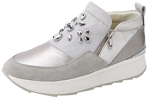 Geox D Gendry A, Zapatillas para Mujer: Amazon.es: Zapatos y complementos