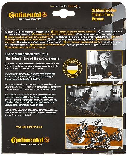 Amazon.com : Continental Attack/Force Compression Tire Combo ...