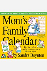 Mom's Family Wall Calendar 2019 Calendar