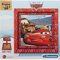 Clementoni 38802, Frame Me Up Puzzle, Disney Pixar Cars, 60 Parça