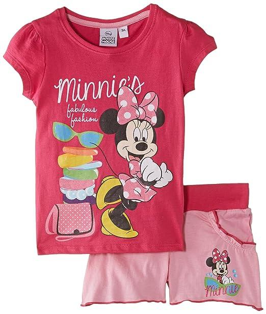 Disney Minnie Mouse, Ropa Interior de Deporte para Niñas: Amazon.es: Ropa y accesorios