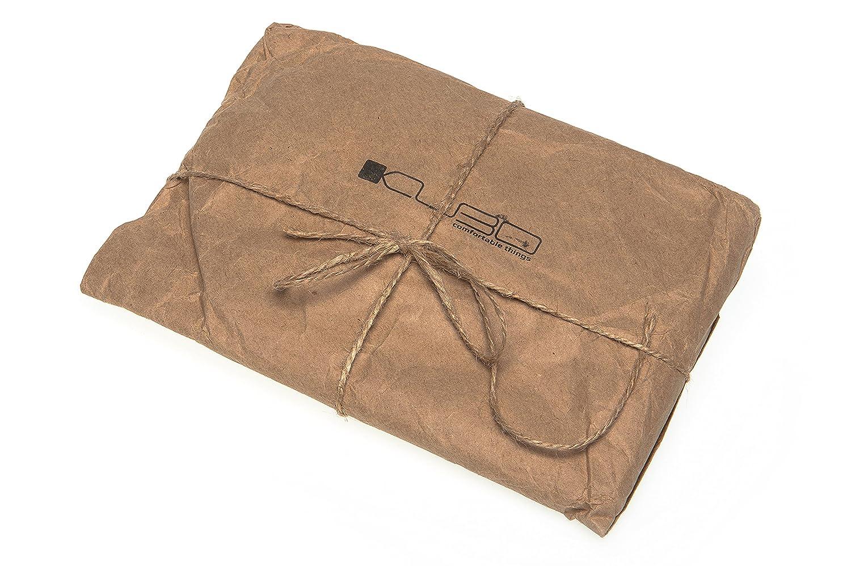 e527aca5a7f5 Amazon.com: KUBO Waxed Canvas Waterproof Toiletry Bag & Dopp Kit ...