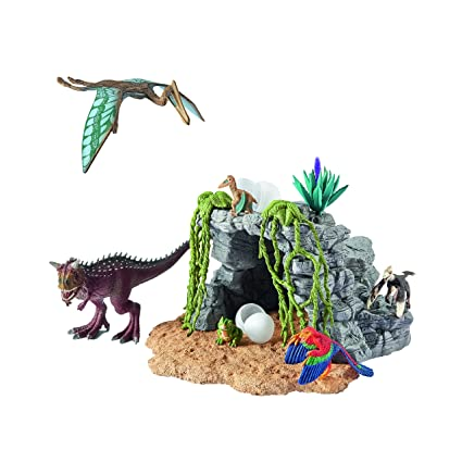 Schleich Réplica de Figura de Dinosaurios, Color Multicolor: Amazon ...