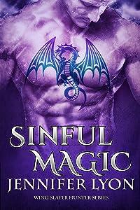 Sinful Magic (Wing Slayer Hunter Book 4)