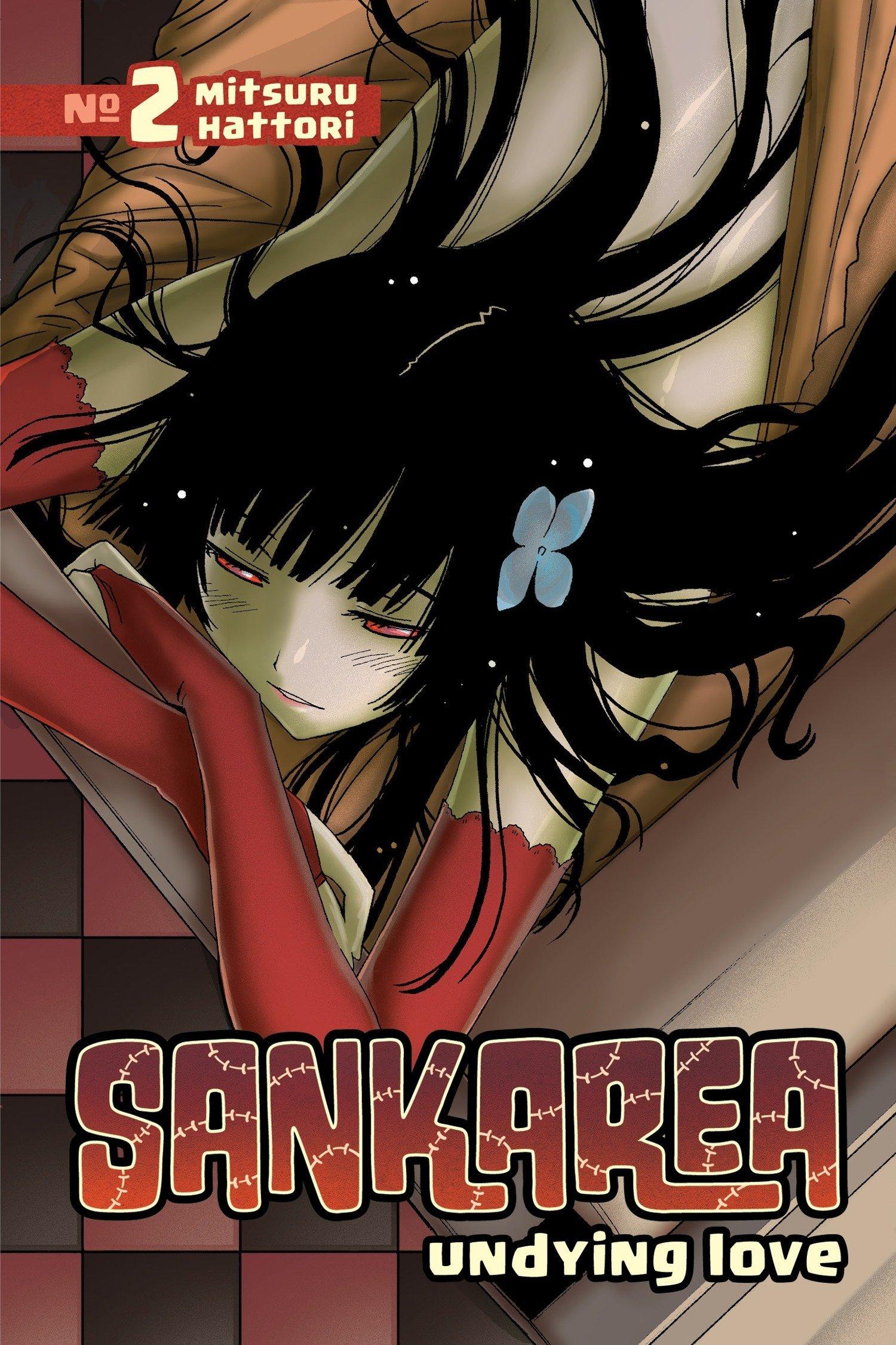 Read Online Sankarea 2: Undying Love pdf
