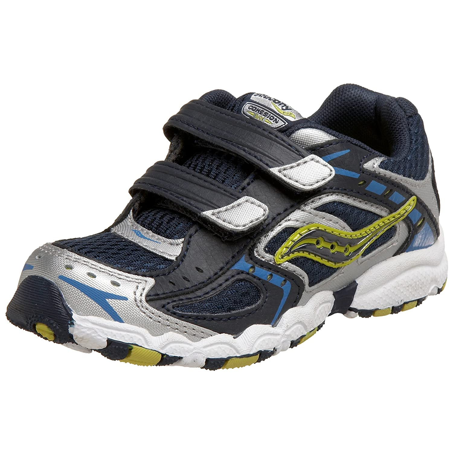 | Saucony Toddler Baby Cohesion NX Hook And Loop
