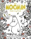 The Moomin Colouring Book (Macmillan Classic Colouring Books)