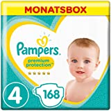 Pampers Premium Protection Gr.4 Maxi 8-16kg MonatsBox