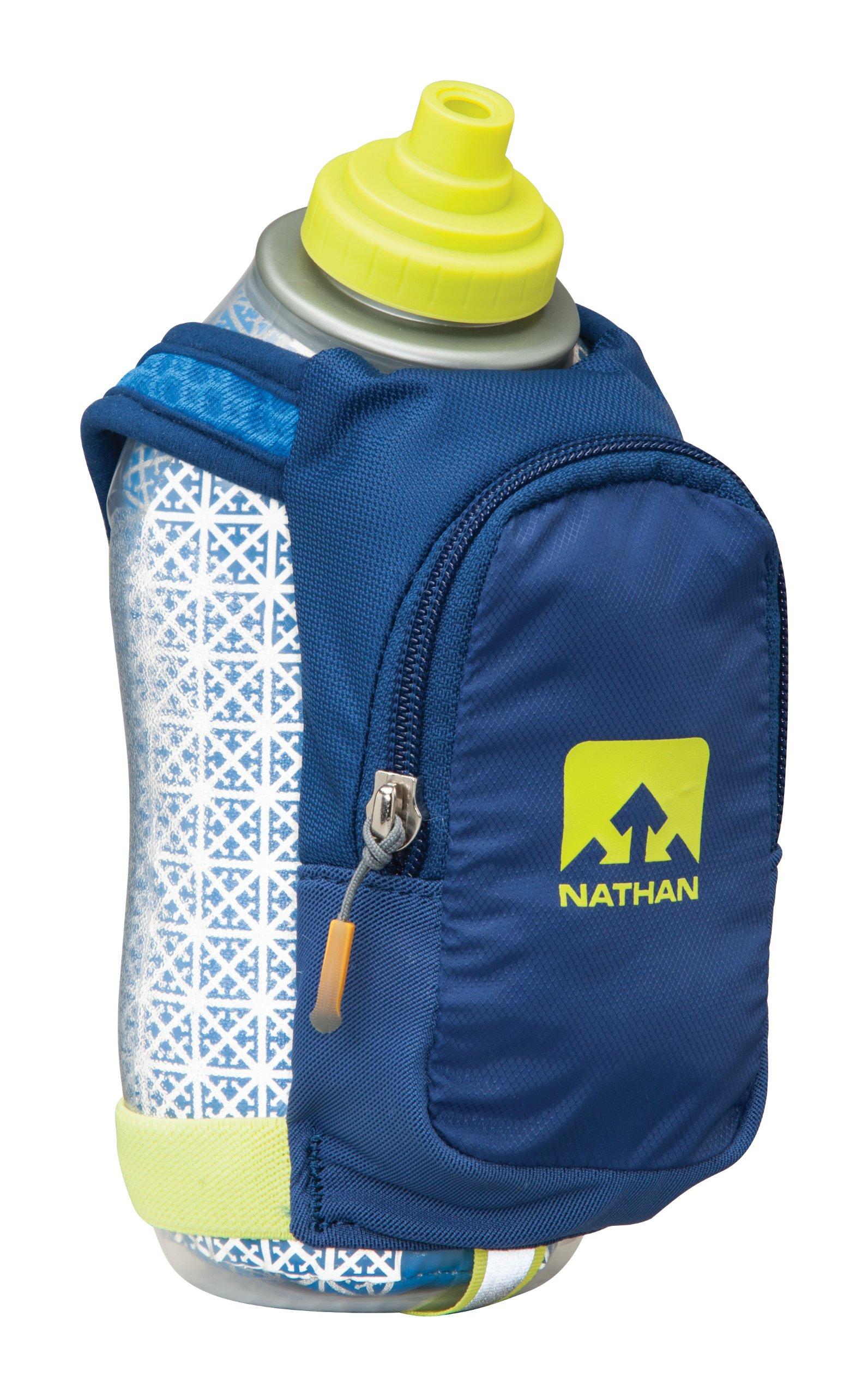 Nathan 4851NEU SpeedDraw Plus Insulated Flask, Estate Blue, One Size by Nathan (Image #2)