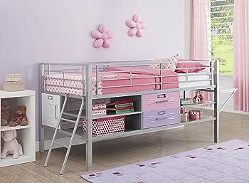 Junior Twin Locker Loft Bed