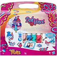 Play Doh DohVinci Kit de Manualidad Trolls - Wall Art