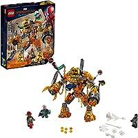 LEGO Marvel - O Combate de Molten Man
