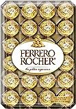 Ferrero Rocher Fine Hazelnut Chocolates, 48Count Chocolate Gift Box, 21.2 oz