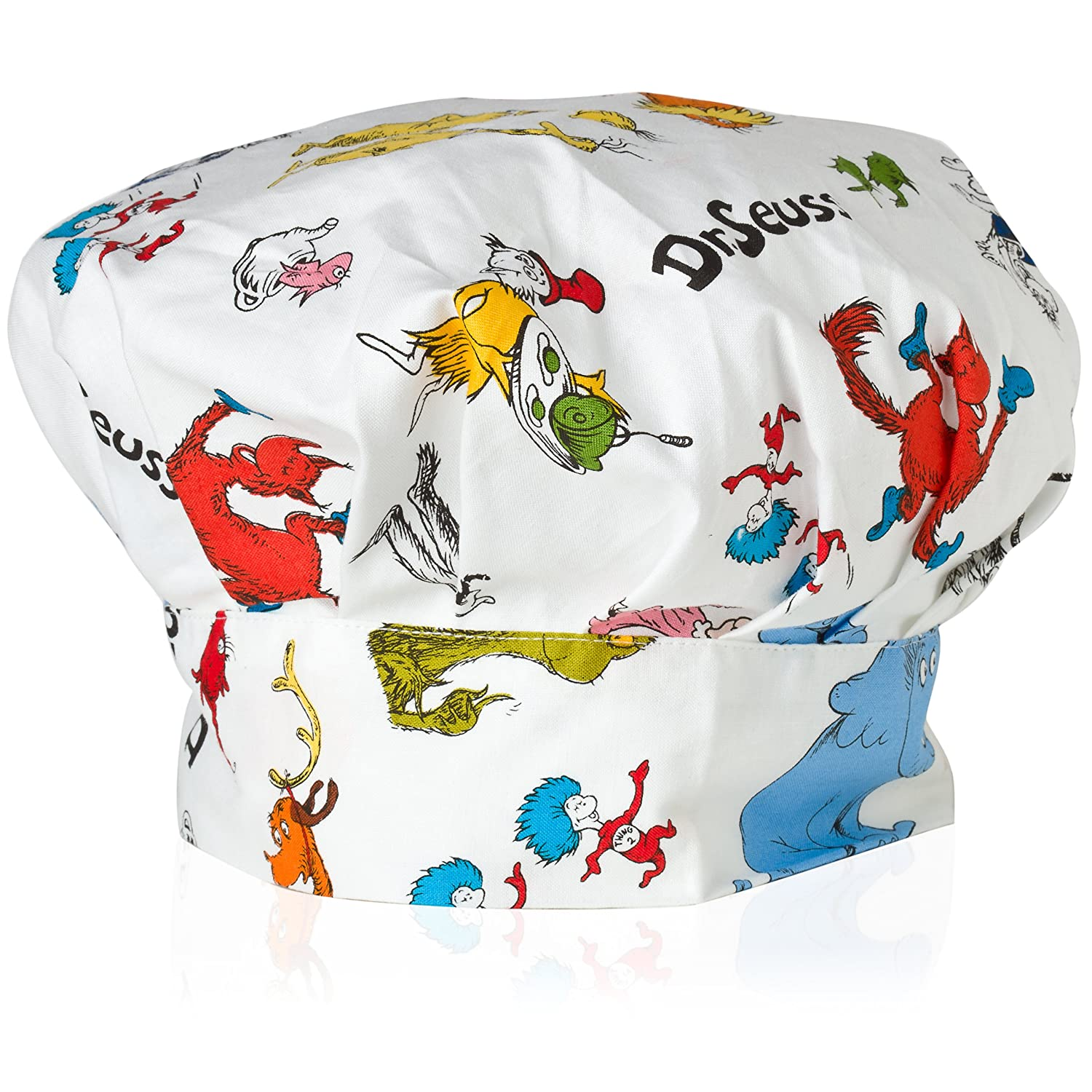 Dr. Seuss Horton and Friends Kid Chef's Hat ASD Living 56-167