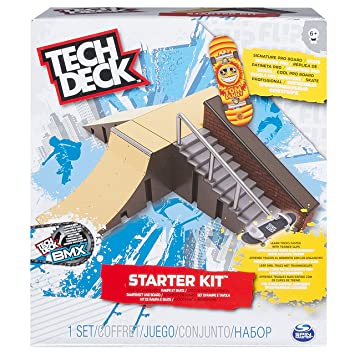 Bizak Tech Deck - Starter Kit 61929862