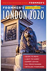 Frommer's EasyGuide to London 2020 Kindle Edition