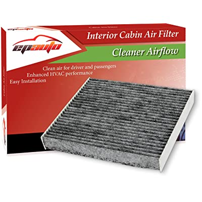 EPAuto CP182 (CF11182) Replacement for Honda Premium Cabin Air Filter includes Activated Carbon: Automotive