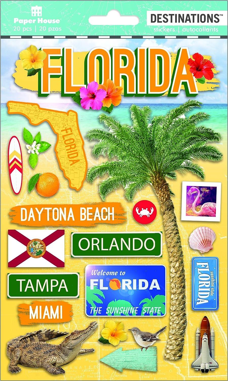 Sandylion Disney Beach /& Border Scrapbooking Sticker