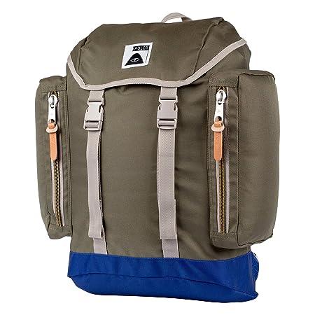 POLER Bag Rucksack, 51 cm, 25 L, Burnt Olive