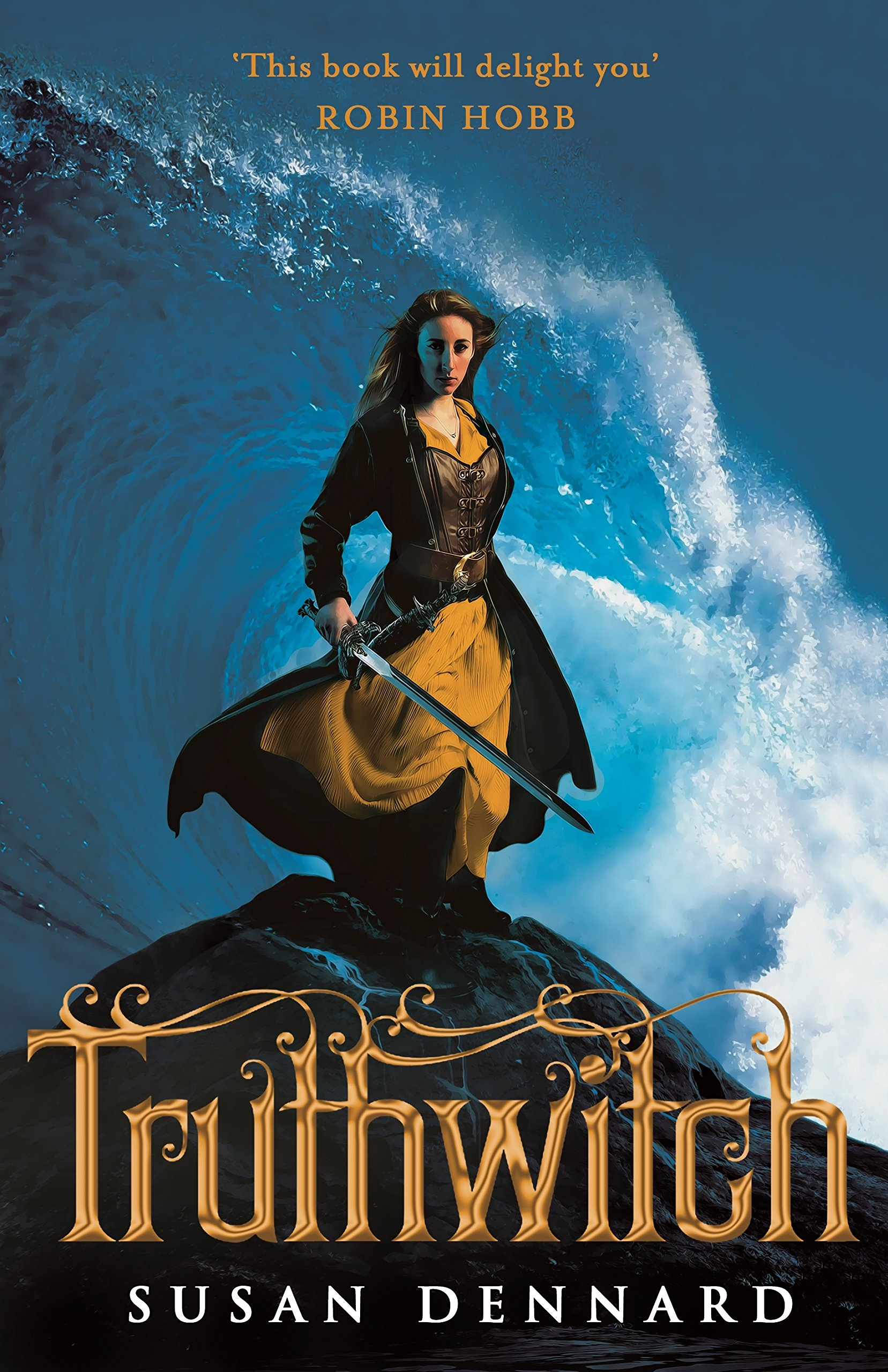Truthwitch (The Witchlands Series): Amazon.es: Susan Dennard ...