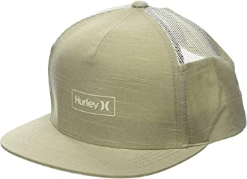 Hurley Phantom Locked Gorras, Hombre, Khaki, 1SIZE: Amazon.es ...