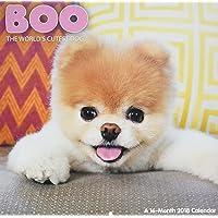 Boo 2018 Calendar: The World's Cutest Dog